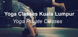Yoga classes Kuala Lumpur